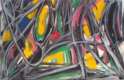 Acid paint